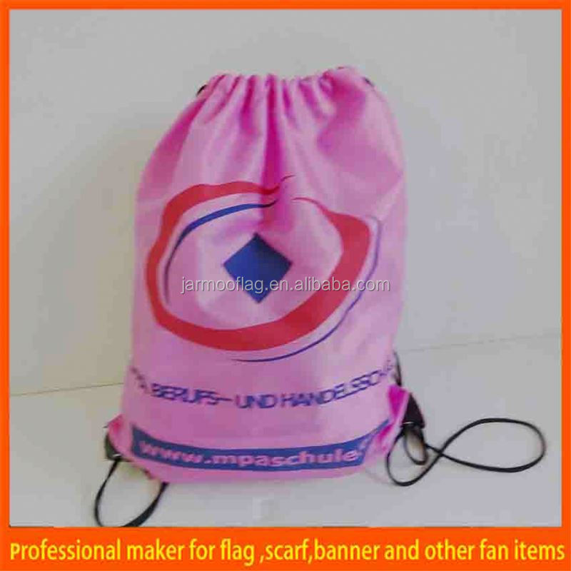 wholesale cheap promotion fruit cord bags