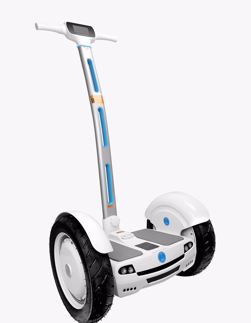 APP Control 15 Inch SUV A6 Mars Rover handrail electric standing smart self balance scooter skateboard China hoverboard