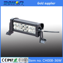 36w spotlight andled work light and floodlighting LED LIGHT BAR