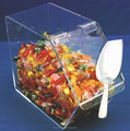 Custom Made Wholesale Eco-Friendly Clear Acrylic Candy Box In Stock