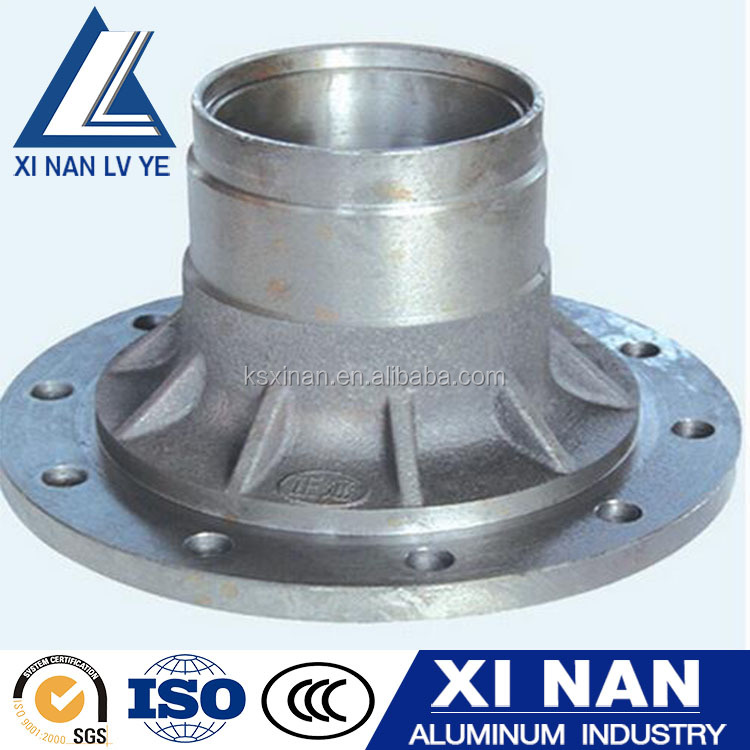 Good Service cnc Machining Aluminum Parts Tractor Parts Used Auto Spare Parts