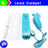 New Design 2 in 1 Remote Controller and Nunchuck For Wii For Nintendo wii Console