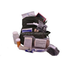 Private medical military empty first aid kit