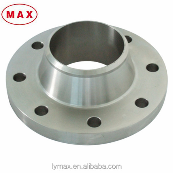 Lap Joint Carbon Steel PN16 Stainless Steel PN16 Flange