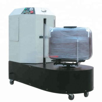 Hot sale new type Airport luggage film wrapping machine model XL-01 for exported quality