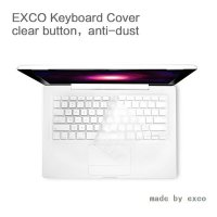 "EXCO TPU Keyboard Cover,Keyboard Skin for macbook 11"" 12""13"""