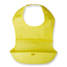 Waterproof Silicone Baby Bib for newborn feeding