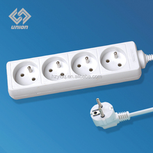 Germany type power extension socket outlet