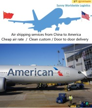 Air cargo shipping to USA freight forward to Dallas,Newyork,Miami,Chicago