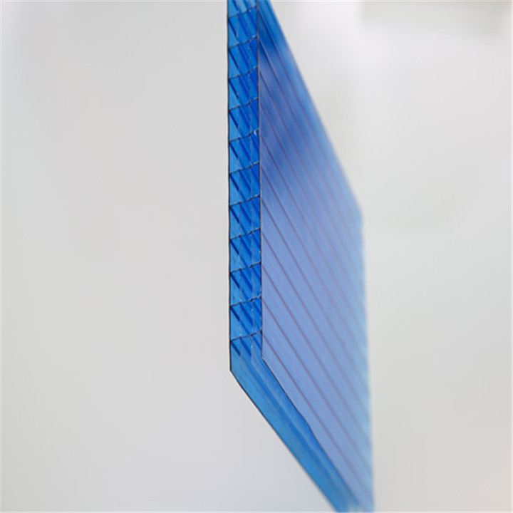 20MM Polycarbonate Sheet Clear Multi Wall/Roofing Poly Carbonate Sheet/Makrolon Polycarbonate Bayer