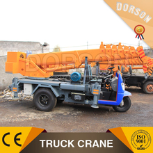 Brief instead of simple, precisely design, 3 ton chinese tricycle crane