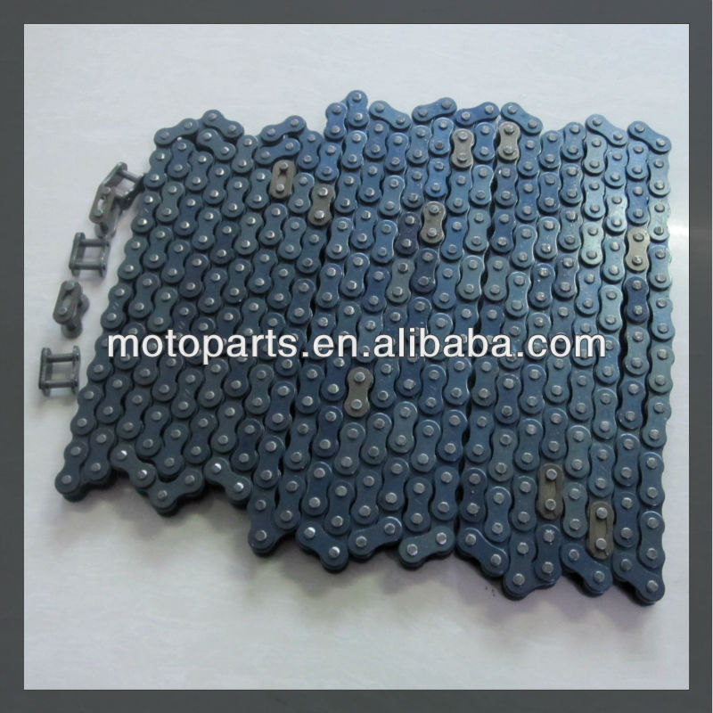 Producing O-Ring Motorcycle Chain with 110/114 Links
