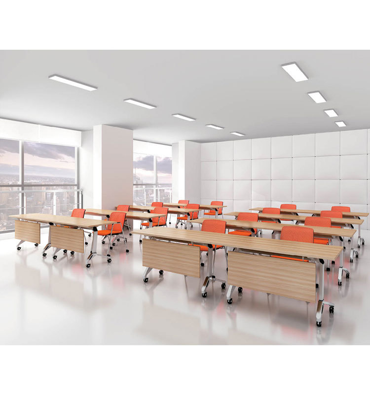 Wheeled single seat school desk and chair sourcing