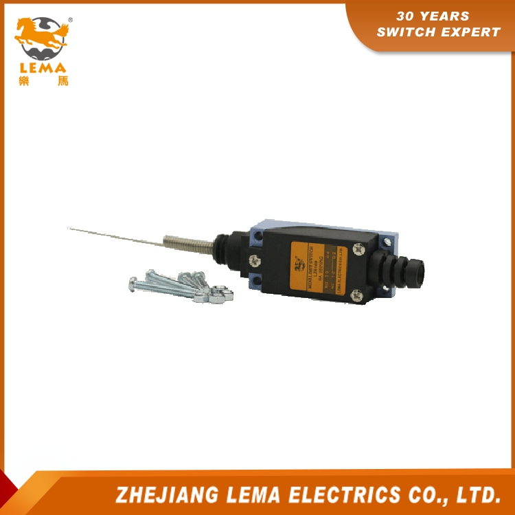 Customized LZ8169 plunger latching electrical rotary limit switch