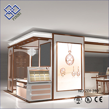 New trend jewellery showroom designs case jewelry display showcase