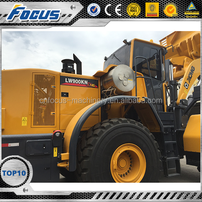Construction Machine XCMG LW900K Front End Wheel Loader For Sale
