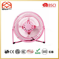 6 inch mini fan /USB student fan/AC mini fan