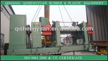XK-400 China Manufacturer Of Two Roller Mixing Mill Machine