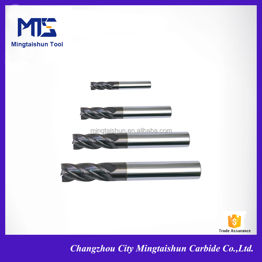 best price square end mill milling cutter With Good Service