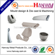 Monitor bracket China OEM die casting parts manufacturer precision CNC machining cctv camera