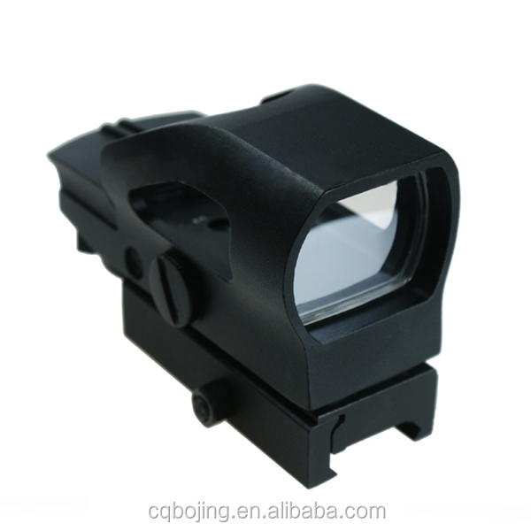 High Resolution Red Dot Sight High Shockproof Illuminated Reticle Wholesale Airsoft