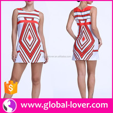 2016 top quality very very short mini dresses