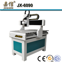 Advertising cnc router 6090/ mini wood design cutting machine For Pcb / pvc /aluminum
