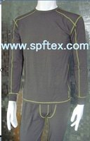 thermal underwear suit