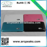 7 inch dual core pocket sized tablet pc