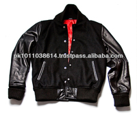 Wool Blend Varisty Jacket / Casual Clothing (Sports Garments)