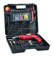 Electrical, family, good quality, household, hand tools, plastic box, Tool Set