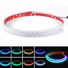 sanyou rgb led strip turn single front led lights suv,truck, jeep, harley fog lights for cars online nissan micra qashqai