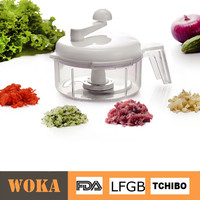 Kitchen Vegetable Blender Quick Vegetable Chopper Manual Food Processor