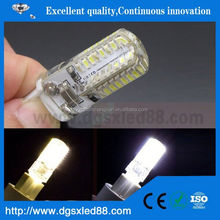 G4 12 SMD LED Boat Cabinet Spotlight Light Bulb Lamp Warm White New DC 12V