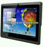 The cheapest 7 inch Tablet PC with 3G phone call android 4.0