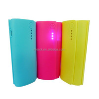 factory price rohs 5200mah mobile power bank for smartphone external battery