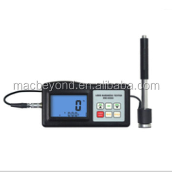 HM-6560 Digital portable Leeb Hardness Tester