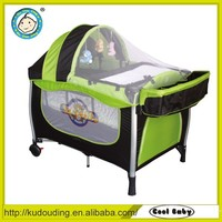 Hot china products wholesale baby folding playpen for sale