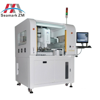 Full auto optical laser visual position motherboard repair machine zhuomao ZM-R8560 bga rework station