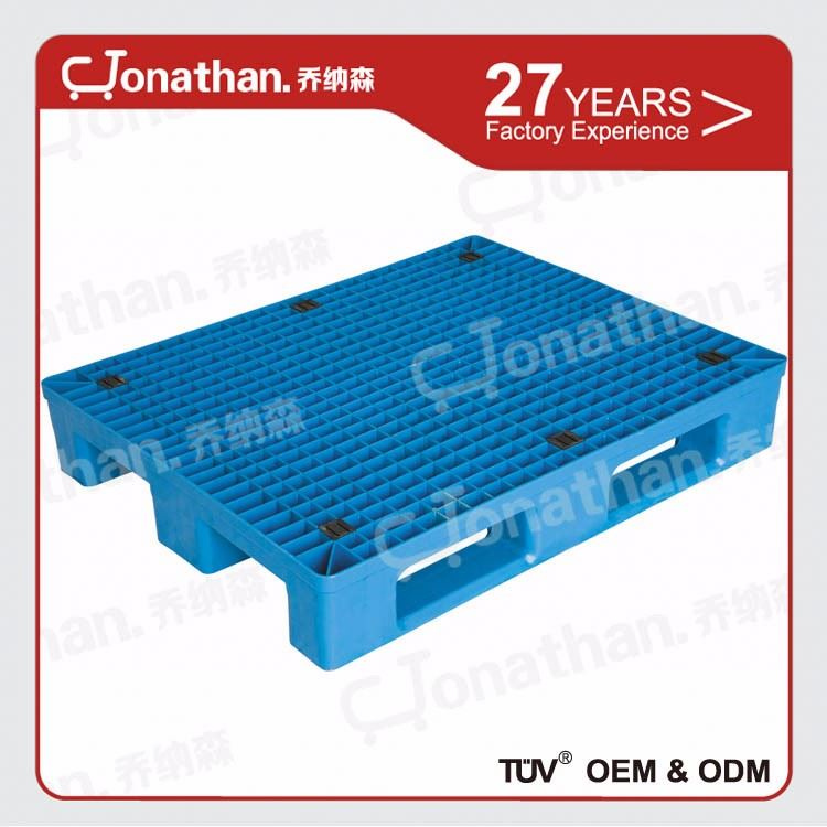 Warehouse use durable plastic heavy duty euro pallet