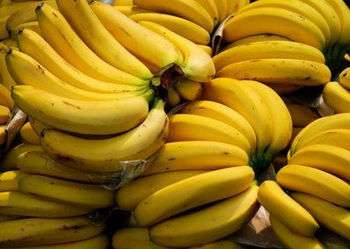 lakatan banana flesh extract as an Left to right: plantains, red bananas, latundan, and cavendish bananas  the  flesh can be cooked before eating and is bright orange, with a high level of beta   in india, juice is extracted from the corm and used as a home remedy for.