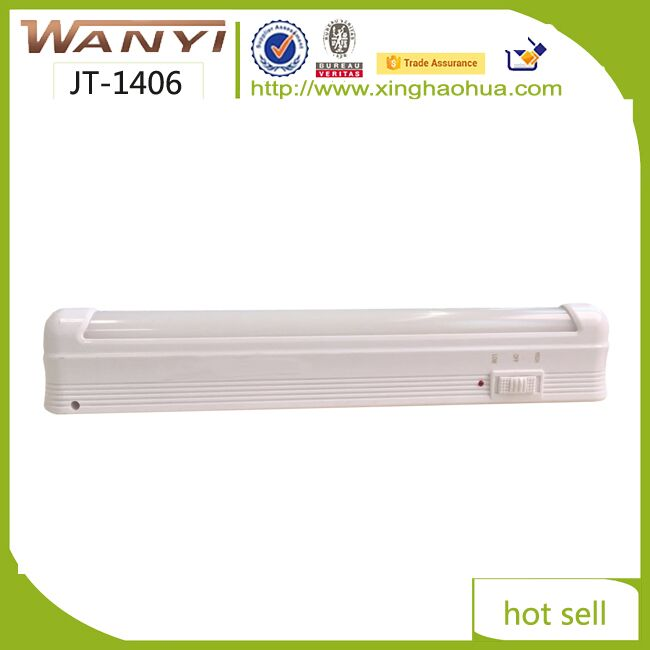 110-240V dp design 1200mah*2 with USB plug rechargeable battery led high power emergency light