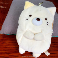 Hot Selling Custom Cat Soft Toy/Coin Purse For Kids/Card Package Plush Stuffed Toys
