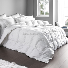 summer light weight classic white goose / duck feather duvet / comforter king / queen size adult child down quilt / blanket