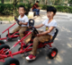 mini jeep go kart(002-Y)