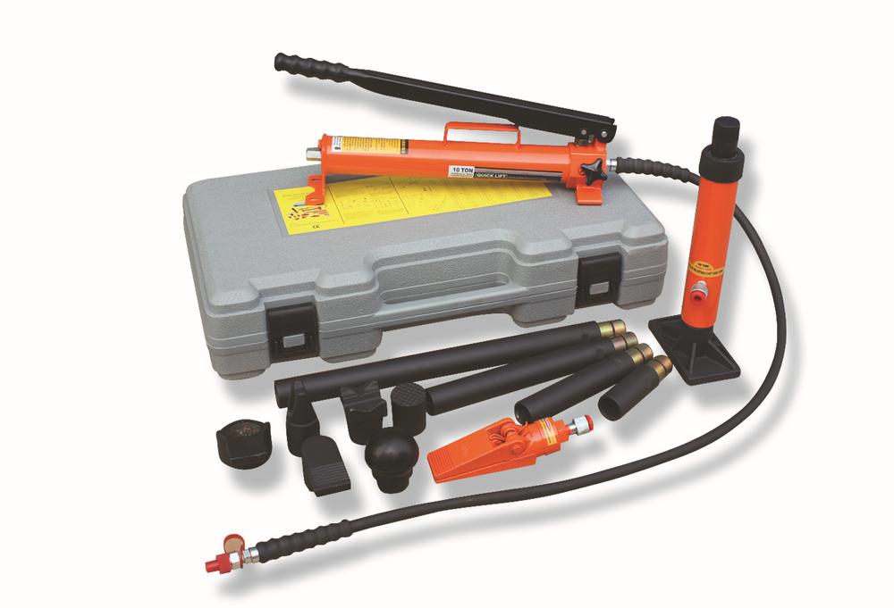 15 Tons Hydraulic Lifting Jacks : Ton hydraulic porta power jacks buy