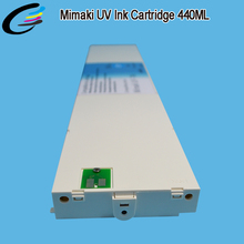 Hot Sell Mimaki UJF-706 UV Ink Cartridge LH-100 with One Time Chip 440ML