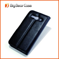 Flip leather case cover for alcatel one touch pop c9 7047d