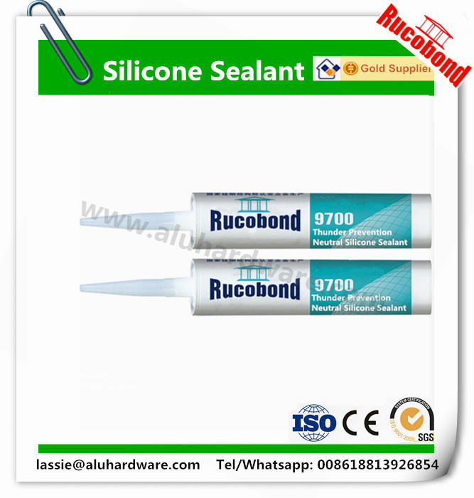 9700 mould-proof sealant/anti-fungus silicon sealant