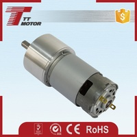 Eletric encoders 24 volt dc car motor for bar code printers